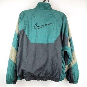 Vintage Nike Windbreaker Jacket Men's Size XL 90's